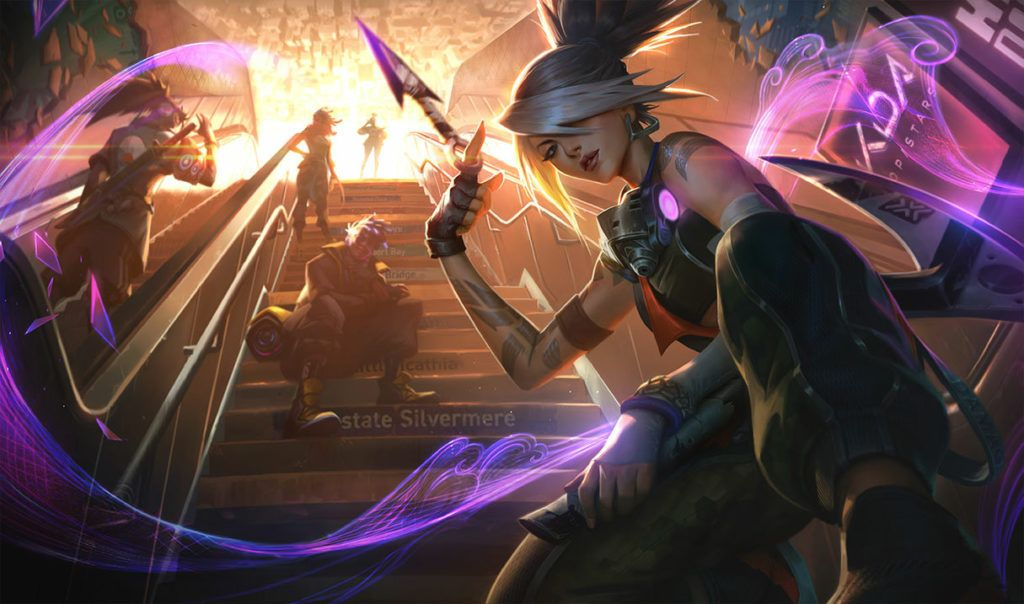 Akali's Q Five Point Strike now costs more energy and effectively reduces her damage output.