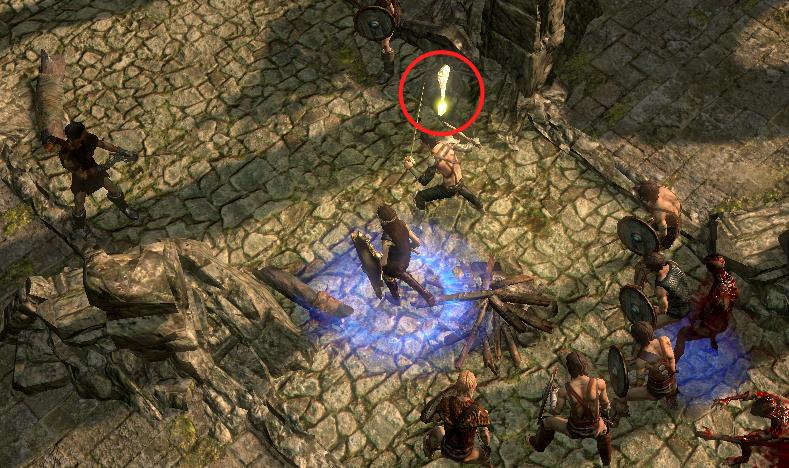Kraityn can be found in Act 2 during the Dealing With The Bandits Quest.