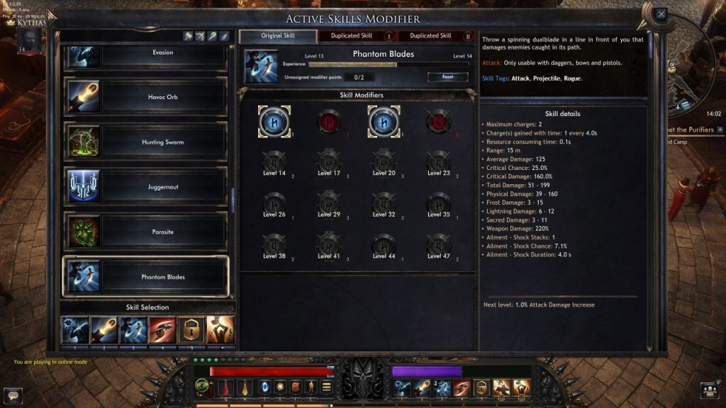 Wolcen has one of the most dynamic active skill systems out there, which allows you to really dictate how you want to play the game.
