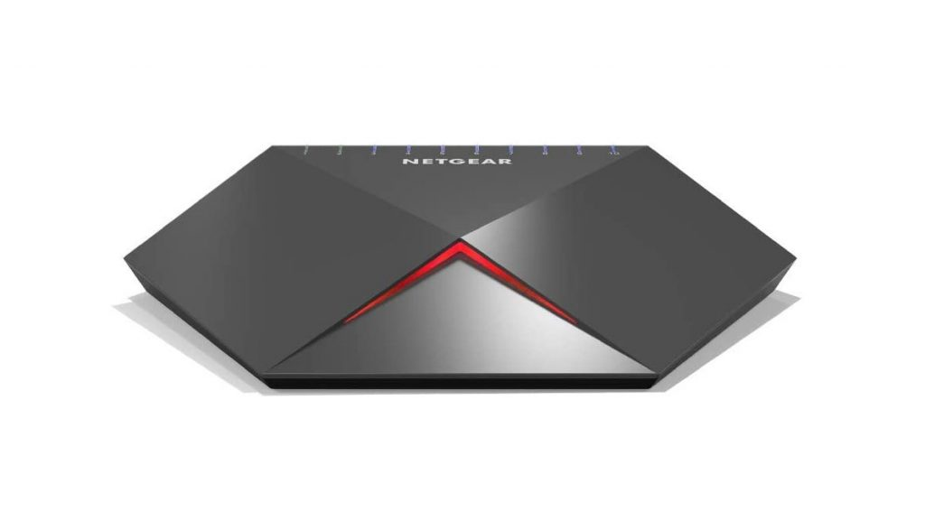 The netgear nighhawk s8000 is the best all around ethernet switch for gaming in 2020.
