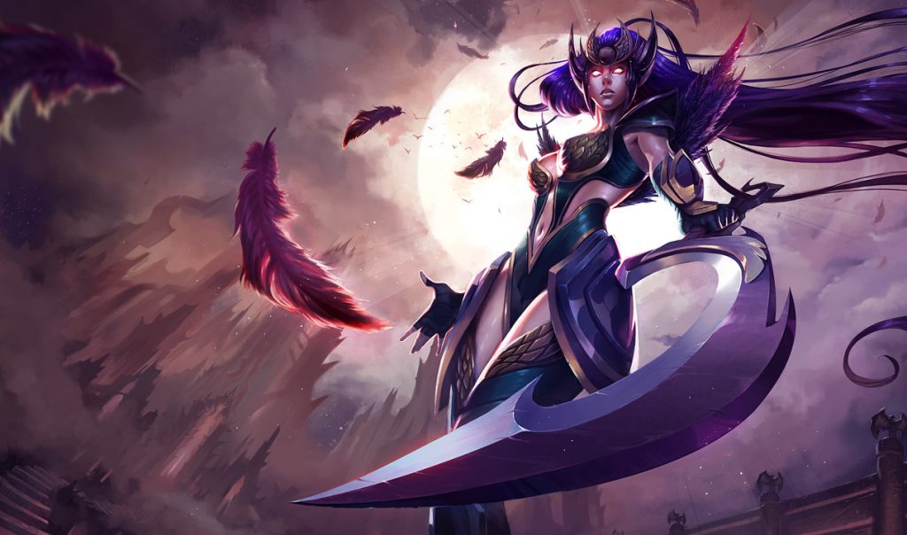 Diana's dive and dominate playstyle is a huge asset to just about any team comp in League of Legends.