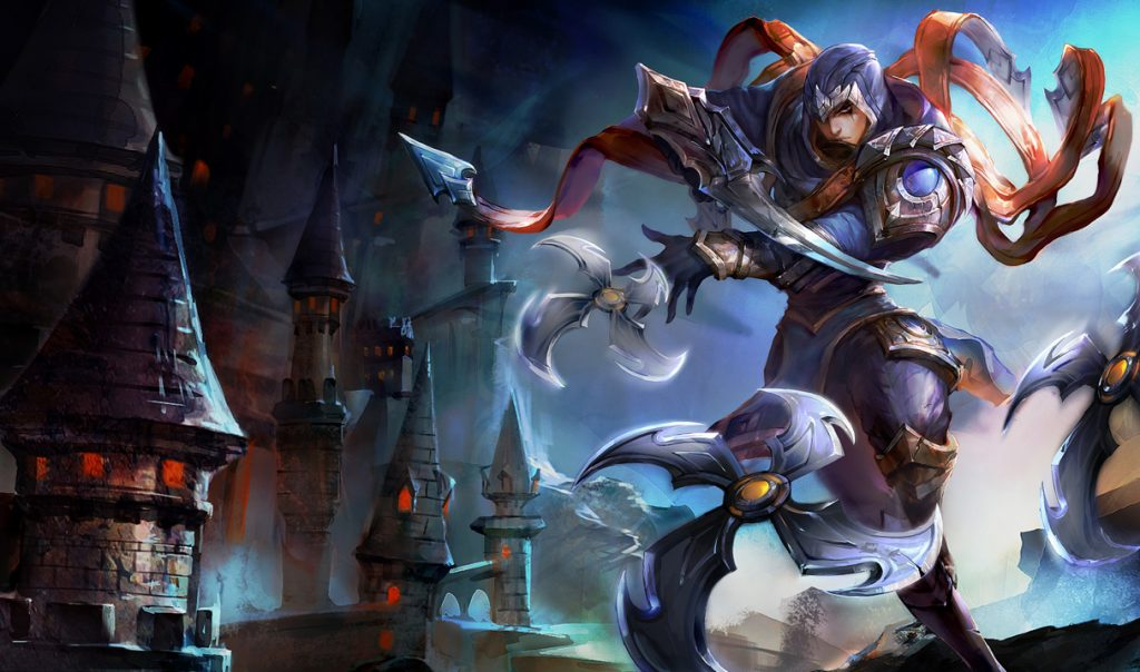 Talon has enjoyed quite a bit of popularity as one of the best melee assassins in League of Legend, especially in the mid lane.