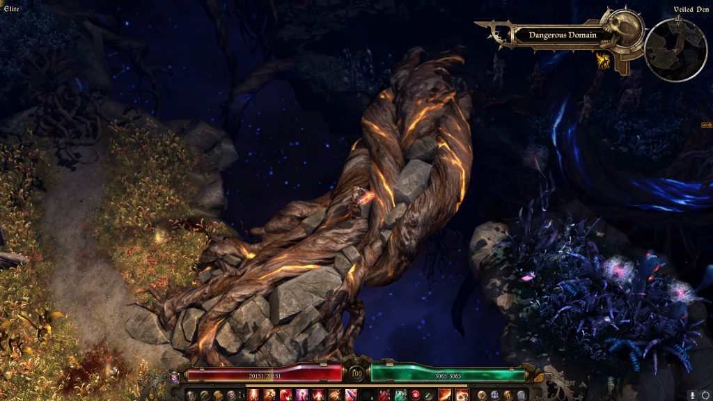 Grim Dawn goes far beyond Diablo 3's rift system to offer an expansive and dynamic end game for players who've played through the main story.