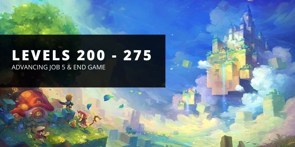Our best tips and tricks on getting from level 200 to level 275 in Maple Story Reboot quickly and efficiently.