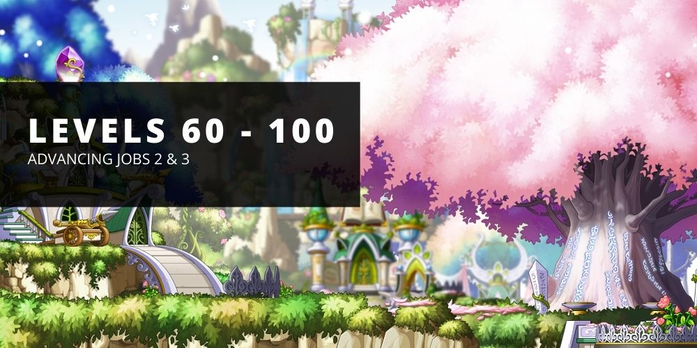 Our guide for powerleveling from 60 to 100 in Maple Story Reboot, exclusively for FragMeta readers.