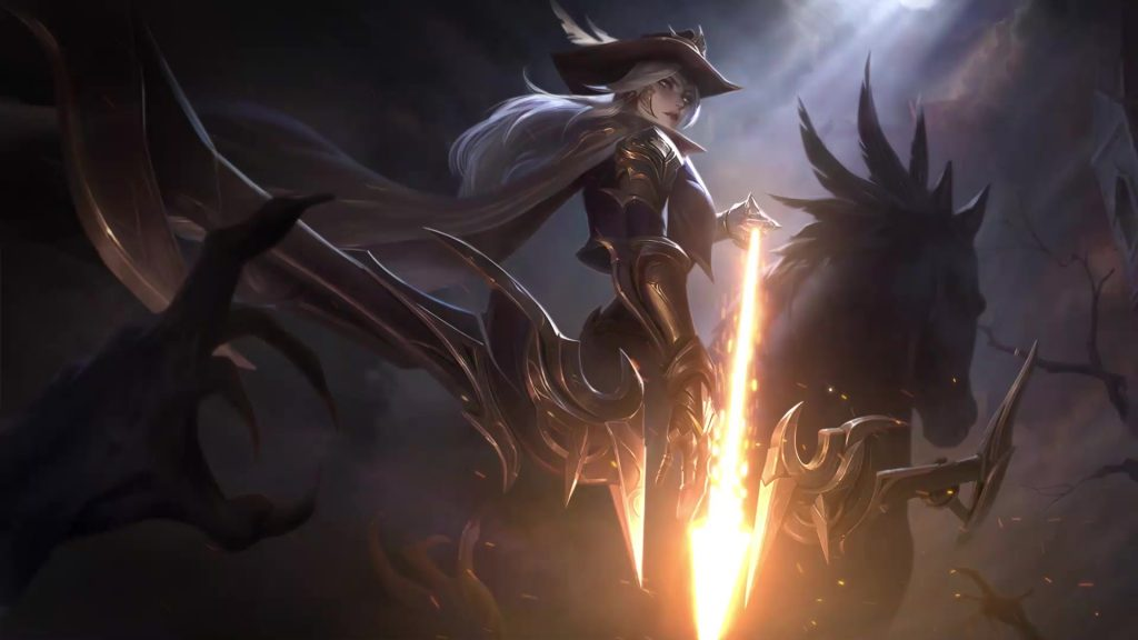 Ashe is a very versatile and capable ADC to one trick in League of Legends.