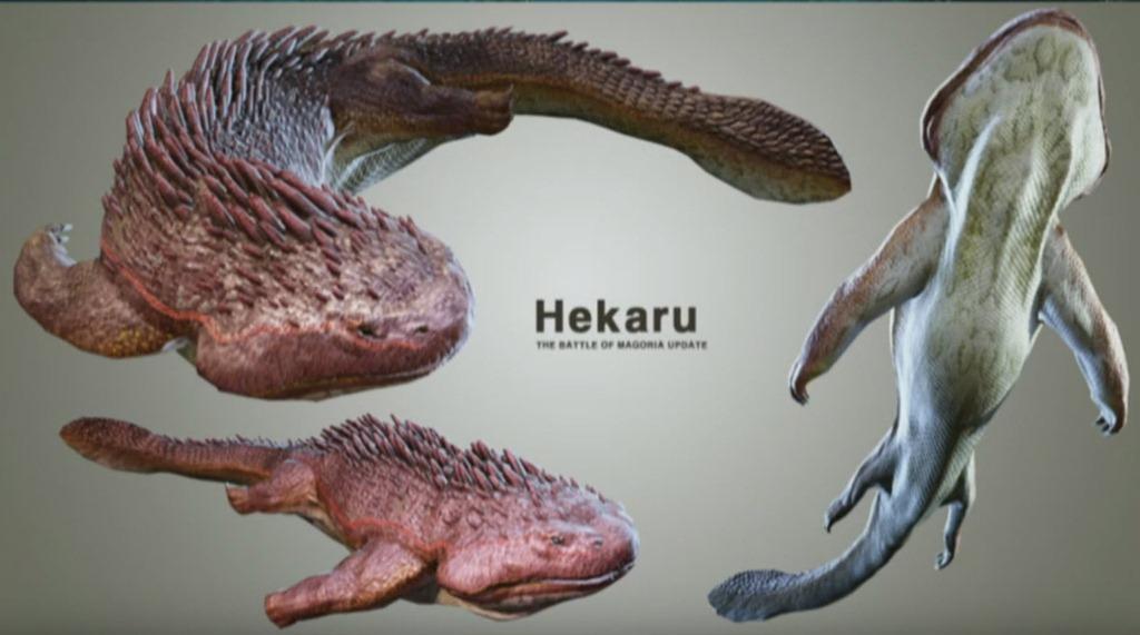 BDO sea monster hunting for Hekaru.