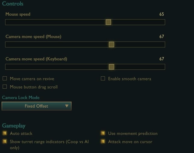It might be tempting to tinker with in-game sensitivity in LoL - but we really don't recommend it.